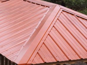 Metal Roofing pa