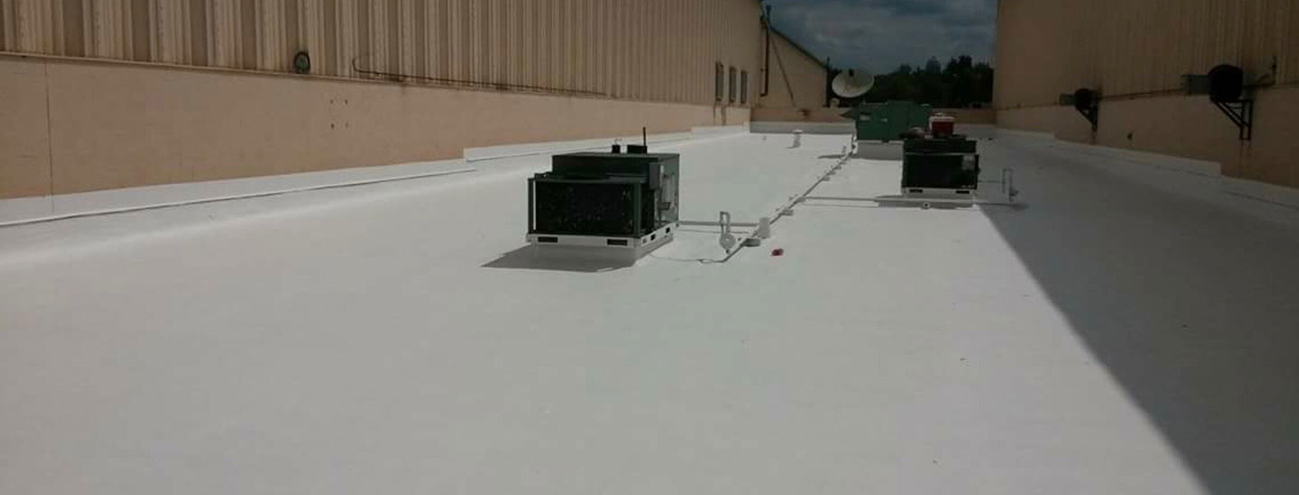 Single Ply Roofing Contractors Single Ply Membrane Flat Roof